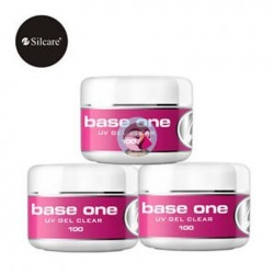 Gel UV 3 in 1 Base One Clear 100g