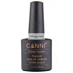 Top Coat/Finish Ultrarezistent Canni Rubber